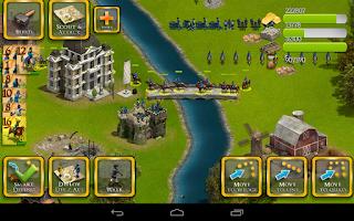 Screenshot of French British Wars