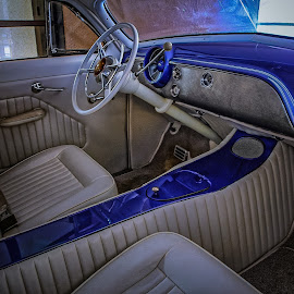 Classic Interior by Ron Meyers - Transportation Automobiles