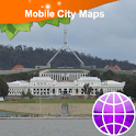 Canberra Street Map icon