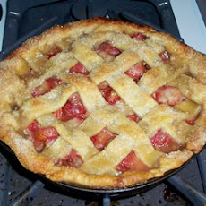 Most Spectacular Strawberry Pie