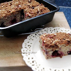 Ww Very Berry Coffee Cake