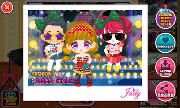 Fashion Judy Disco Style Apk Free Casual Apps