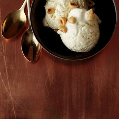 Maple-Brown-Butter Semifreddo