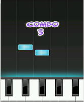Screenshot of Anime music game Gundam Theme