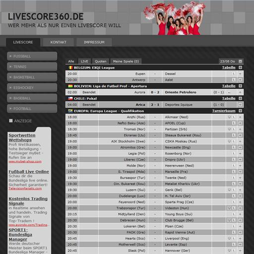 Livescore360.de
