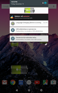 Battery HD Screenshot