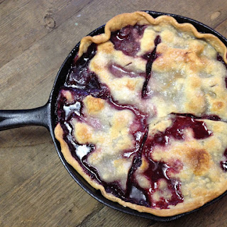 Blackberry Cobbler With Pie Crust Recipes