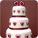 Wedding Cakes Ideas icon