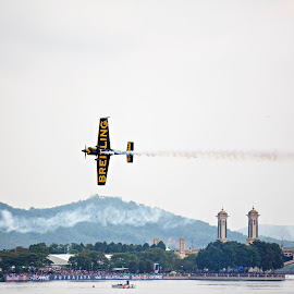 Redbull Air Race 2014 by Dokter Ajai - Sports & Fitness Other Sports ( airplane, air race, air show )