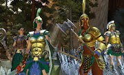 Gods & Heroes: Rome Rising
