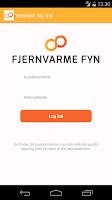 Screenshot of Fjernvarme Fyn