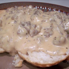 Fantastic Sausage Gravy for Biscuits