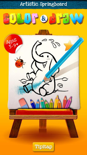 Color & Draw for kids:phone ed