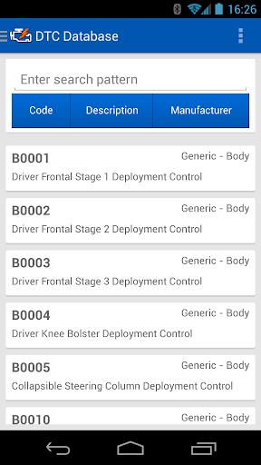 OBD Auto Doctor - screenshot