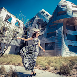 Gehry by Marco Bernardi - People Portraits of Women ( las vegas )