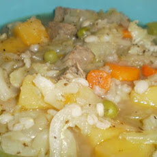 Granny Glen's Scotch Broth