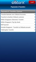 Screenshot of Citibank IPB SG