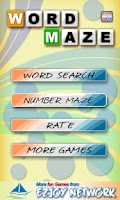 Screenshot of Word Maze