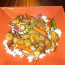 Hoisin Pork Stir Fry