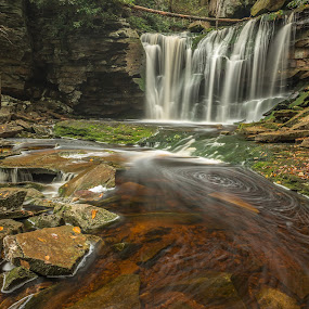 Elakala Falls, West Virginia by Ferruccio Galbiati - Landscapes Waterscapes ( waterfalls, nature, west virginia, travel, waterscapes, landscape )