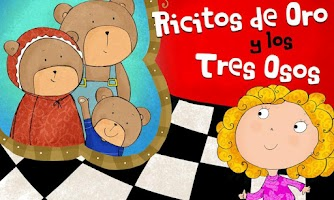 Screenshot of Ricitos de Oro y los Tres Osos