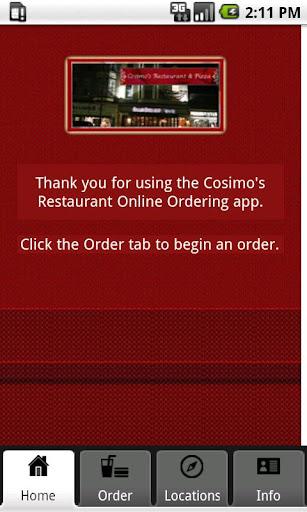Cosimo's Restaurant
