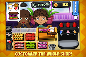 Screenshot of My Sandwich Shop - Food Store