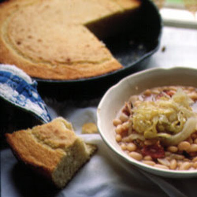 Mary Hicks's Corn Bread
