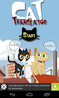 Screenshot of Cat Translator