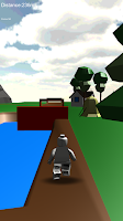 Screenshot of Crazy Run - 3D running game