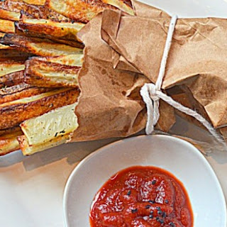 Peasant Herb Oven Roasted French Fries