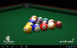 Screenshot of fooBillard Free