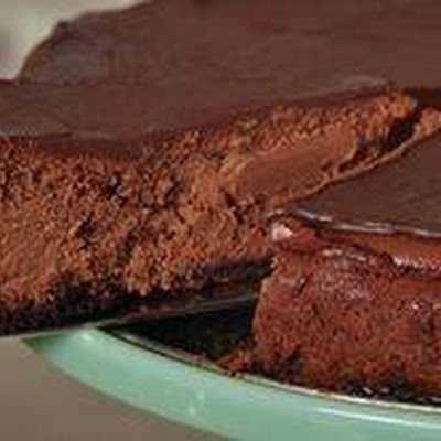 Chocolate Cheesecake Recipe & Video