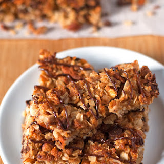 Coconut Almond (Almond Joy) Granola Bars