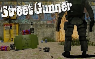 Screenshot of Street Gunner - 3D shooter