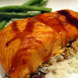 Zesty Asian Salmon