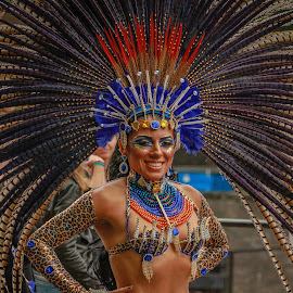 Brazilica Liverpool by Maria Fetherstone - People Musicians & Entertainers ( music, colour, beat, brazilica, arts, liverpool, salsa, samba, dance,  )