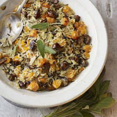 Wild Rice, Chestnut & Squash Stuffing