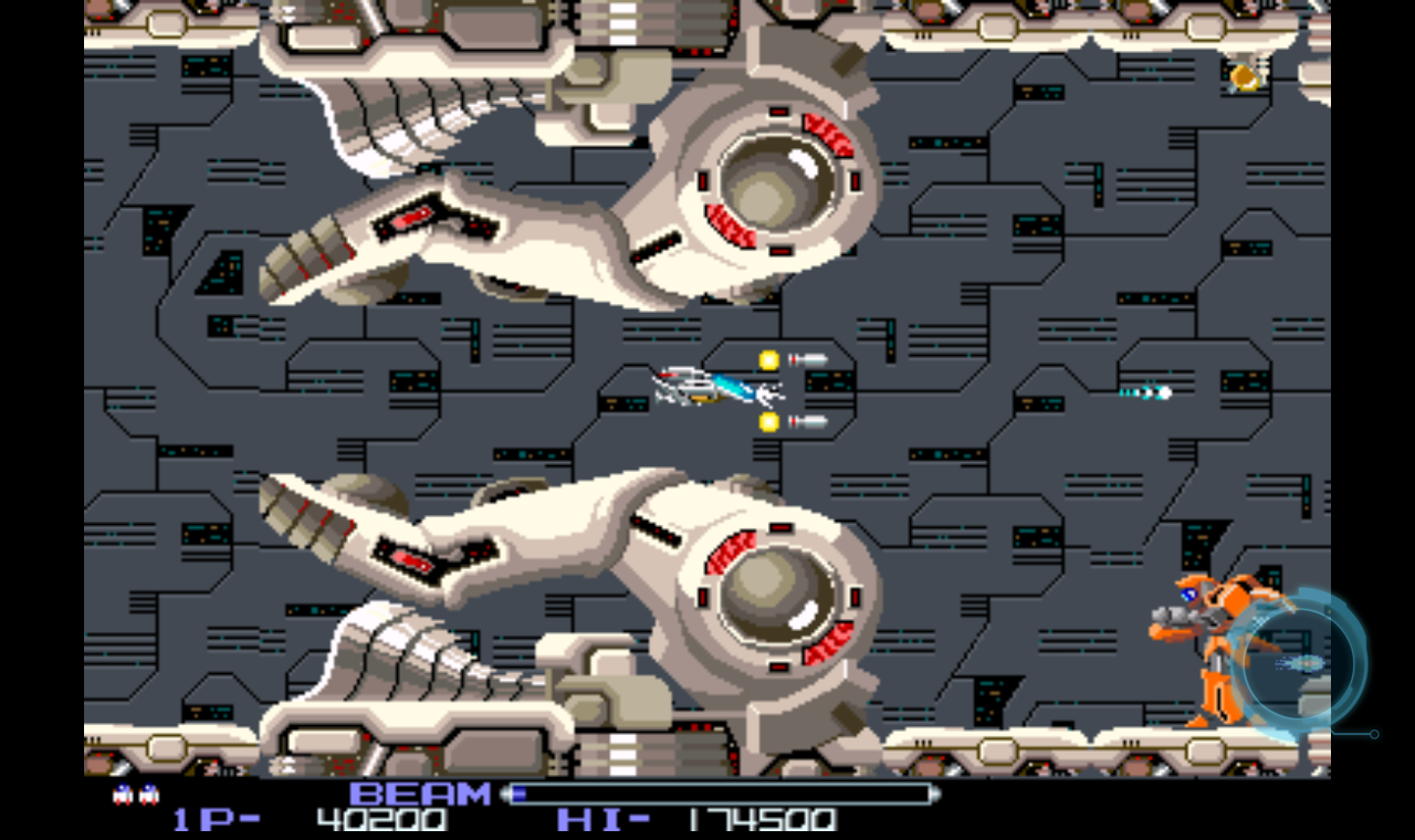 R-TYPE Screenshot 11