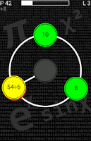 Screenshot of Math Brain Free