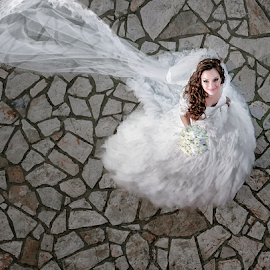 bride by Dejan Nikolic Fotograf Krusevac - Wedding Bride ( prijedor, aleksandrovac, sabac, vencanje, novi sad, paracin, marriage, subotica, smederevo, krusevac, svadba, sarajevo, matrimony, vrnjacka banja )