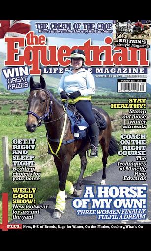 The Equestrian October 2011