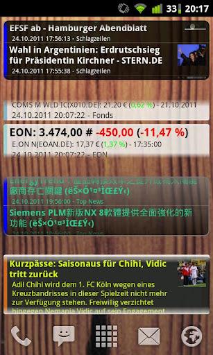 【免費新聞App】滾動新聞小工具AtomaRS-APP點子