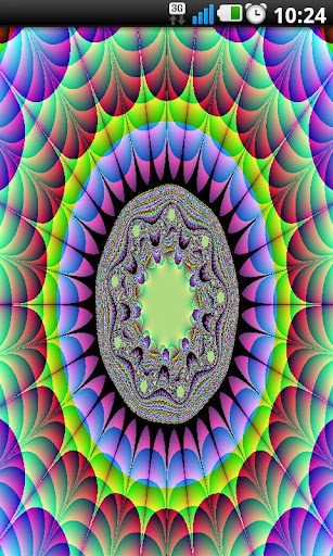 Fractal Biomorph