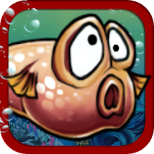 Clumsy Fish Adventure