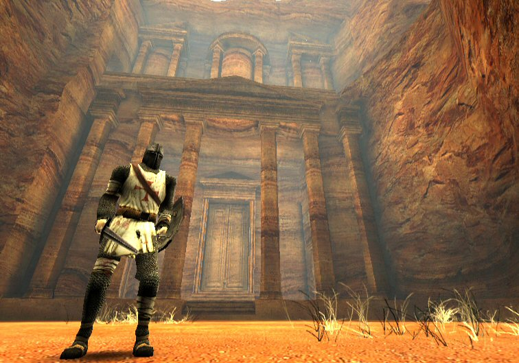 X03: Knights of the Temple