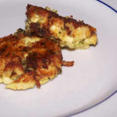Chicken Potato Patties