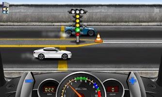 Screenshot of Crazy Drag Racing