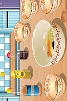 Screenshot of Games cooking recipes