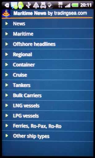 Maritime News - Free Version